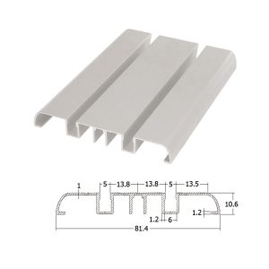 27 300x300 - รางอลูมิเนียมร่องคู่ ยาว 6 เมตร
